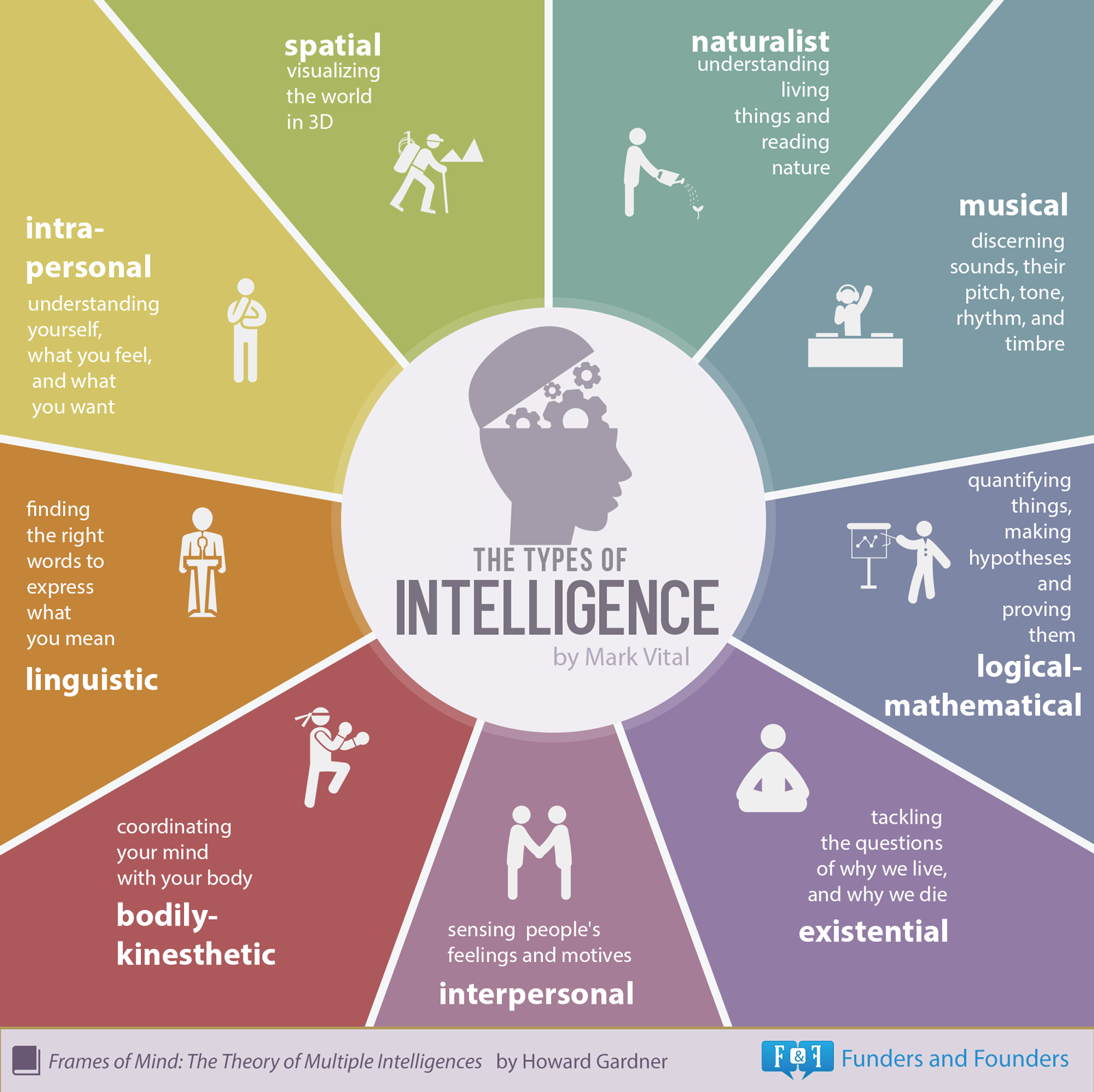 Essay on diferent types of intelligence