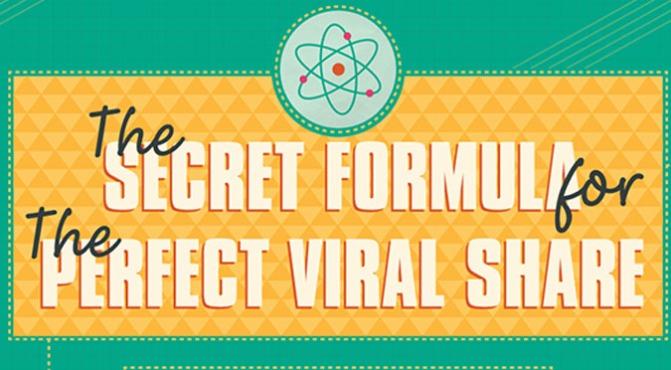 6 secret elements to create blog content that goes viral [INFOGRAPHIC] #blog #content #viral #infographic